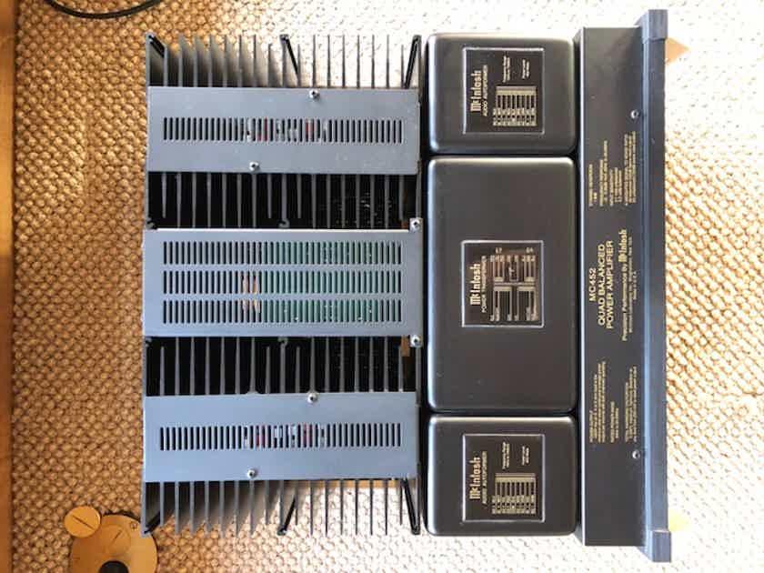 McIntosh Mc452 Reference Power Amp