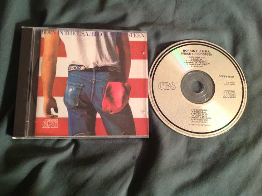 Bruce Springsteen  Born In The U.S.A. Sony Japan Pressing