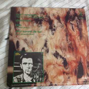 Peter Gabriel  I Don't Remember Charisma Records Canada...