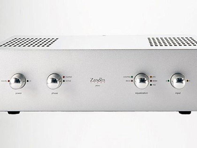 Zanden Audio Model 1300 Phono Preamplifier Like New Store Demo!
