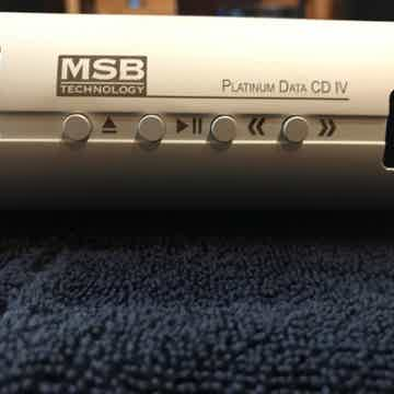 MSB Technology Platinum Data CD IV
