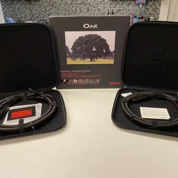 AudioQuest Oak Speaker Cable 6'