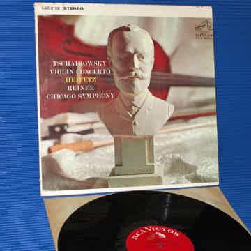"""TCHAIKOVSKY / Heifetz / Reiner  - """"Violin Concerto In D..."""