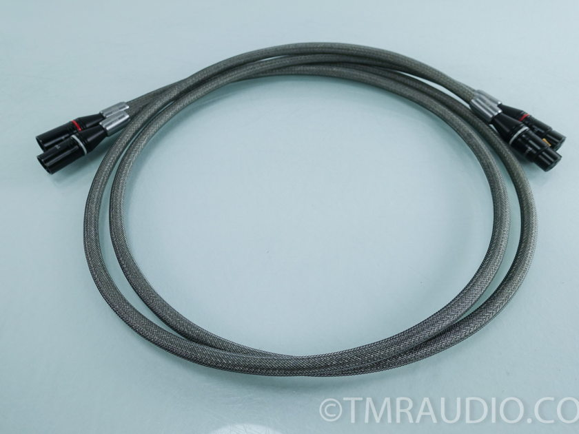 Tara Labs Prime M1 XLR Cables; 1.5m Pair Interconnects (9302)