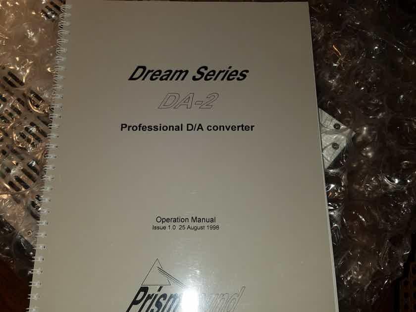 Prism Sound Dream DA-2