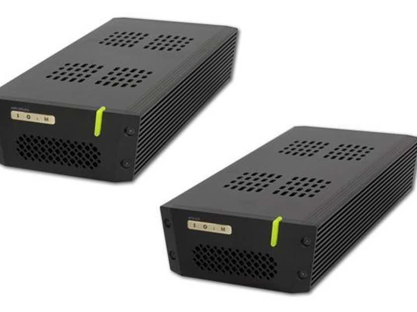 SOtM sMS-200ultra + Modded Ethernet switch SPS 500 included