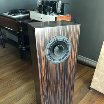 Omega Speaker Systems Super 7 XRS MK2