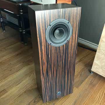 Omega Speaker Systems Super 7 XRS MK2