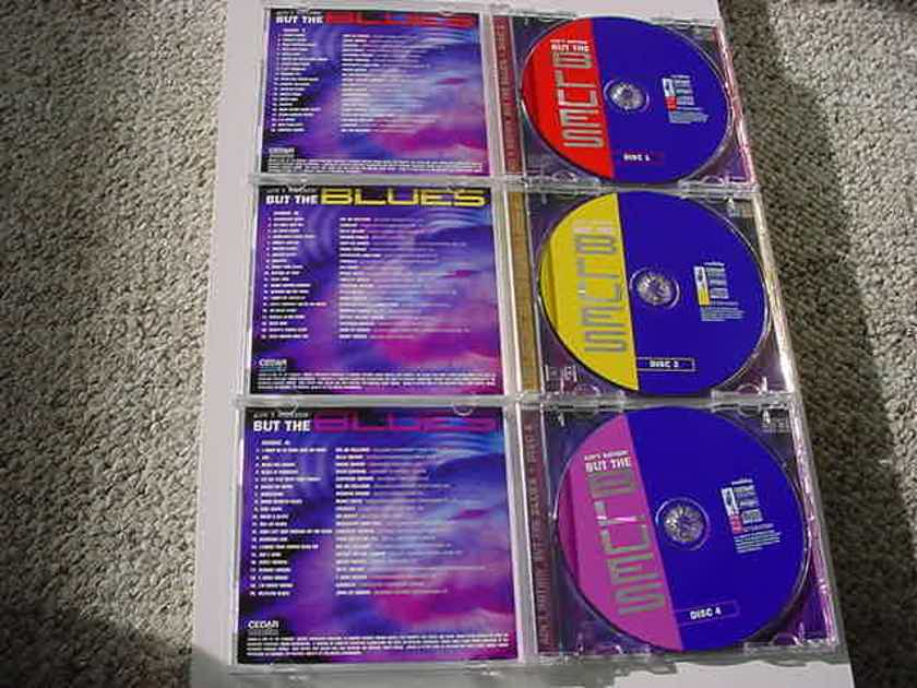LOT OF 3 CD'S - Ain't nothin but the BLUES CD DISC 1 DISC 2 & DISC 4 ONLY