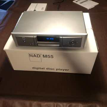 NAD M55 Masters Series Universal Disc Player DVD CD SAC...