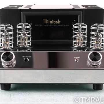 McIntosh MA252 Stereo Tube Hybrid Integrated Amplifier