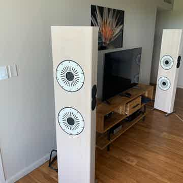 Boenicke SLS2 Active Speakers - About as good as it gets