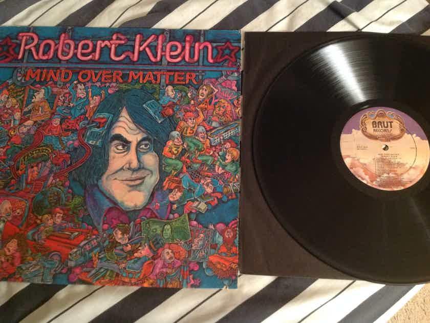 Robert Klein  Mind Over Matter