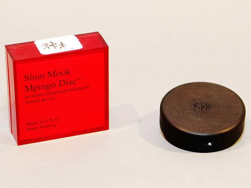 Shun Mook Audio Mpingo Disc - Oldies but Goldies