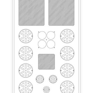 Allnic M-5000 design drawing