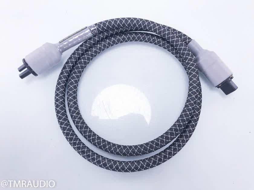 Acoustic Zen Tsunami III Power Cable 6ft AC Cord (1/2) (14050)