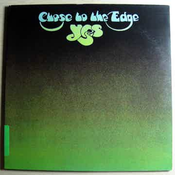 Yes - Close To The Edge 1977 EX Vinyl LP Reissue Atlant...