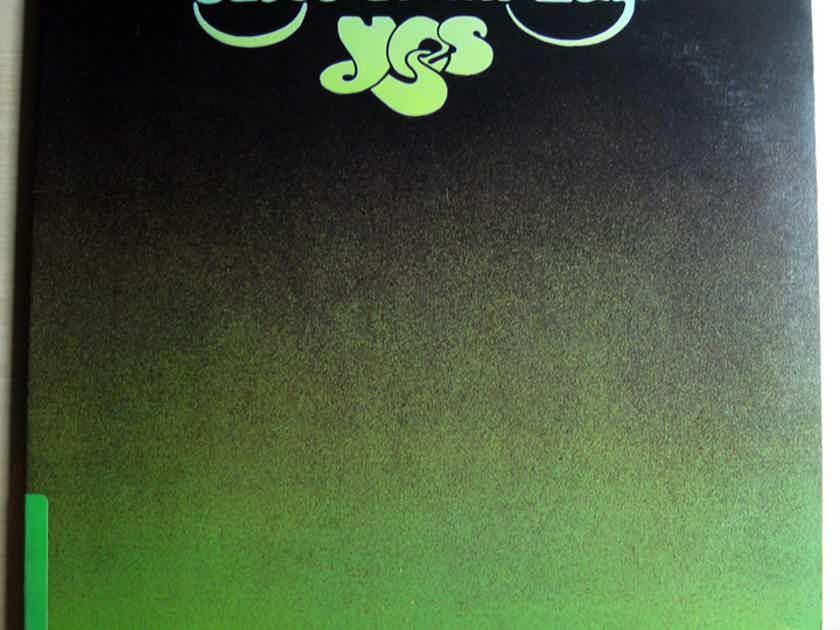 Yes - Close To The Edge 1977 EX Vinyl LP Reissue Atlantic SD 19133