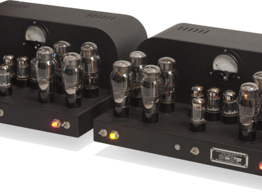 ATMA-SPHERE M-60 MK 3.2 STEREO AMPLIFIER MONO BLOCK AMPS ...