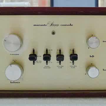 Marantz 7c tube Vintage preamp. 220-240 volts
