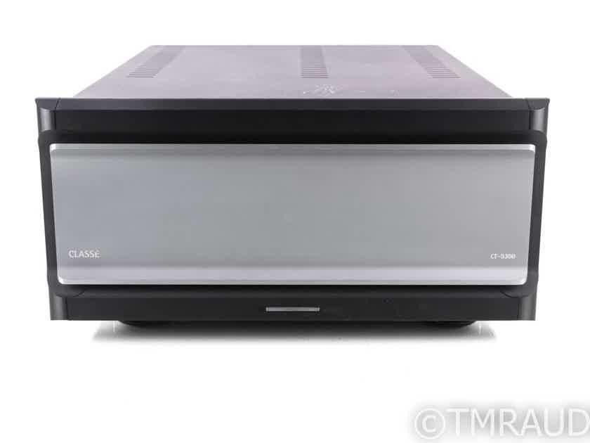 Classe CT-5300 5 Channel Power Amplifier; CT5300; AS-IS (One Channel Low) (20033)