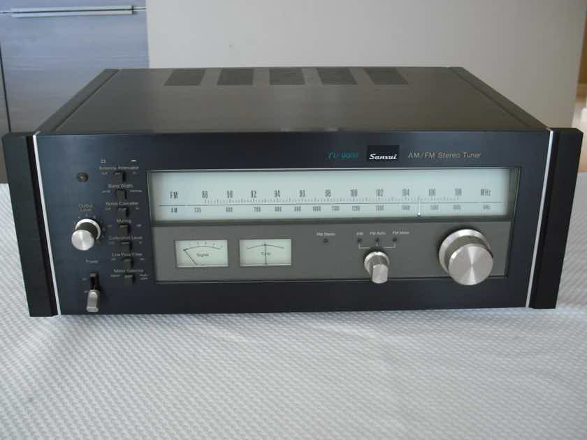 Sansui TU-9900 Stereo Tuner - Reduced