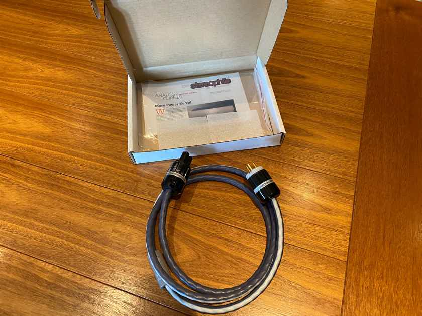 Shunyata Research Venom Digital AC Power Cord 1.75m
