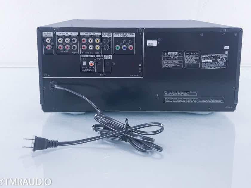 Sony DVP-CX850D 200-Disc CD/DVD Changer / Player (11419)