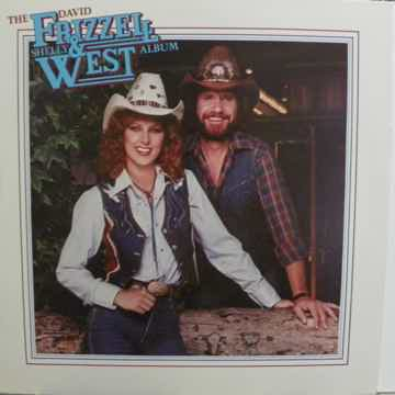 DAVID FRIZZELL & SHELLY WEST THE ALBUM-NM