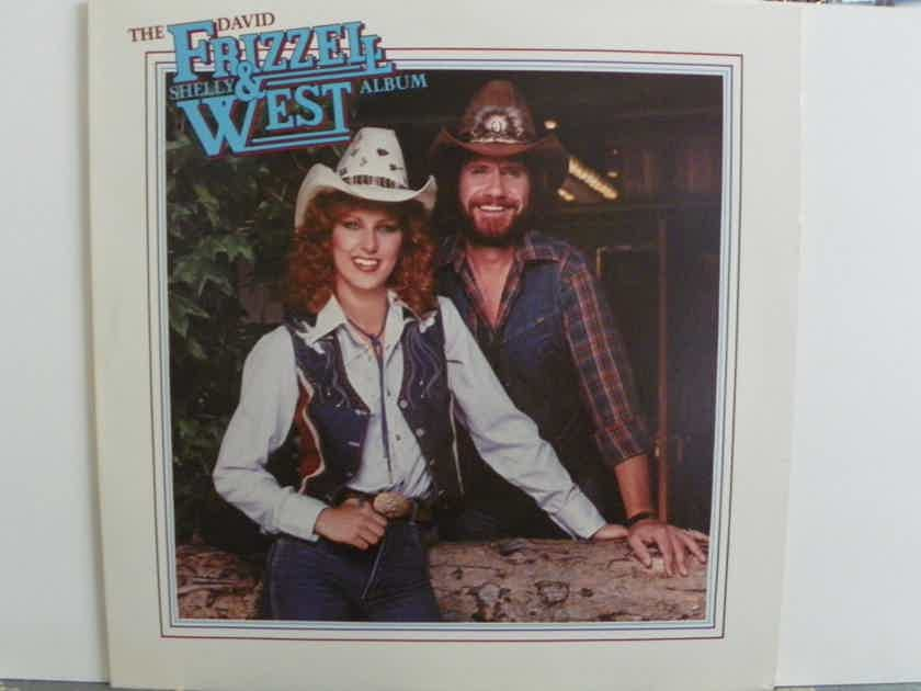 DAVID FRIZZELL & SHELLY WEST - THE ALBUM-NM NM