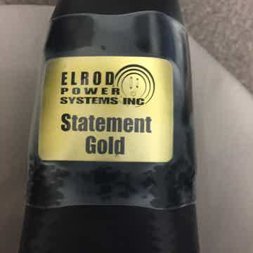 Elrod Power Systems Statement Gold X2