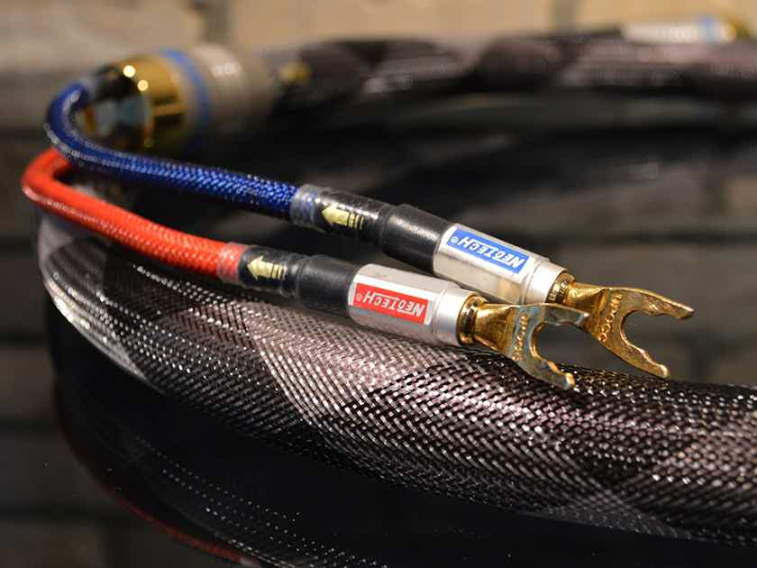 Neotech Cable Sahara SP Speaker Cable - 2M Pair (6.6')