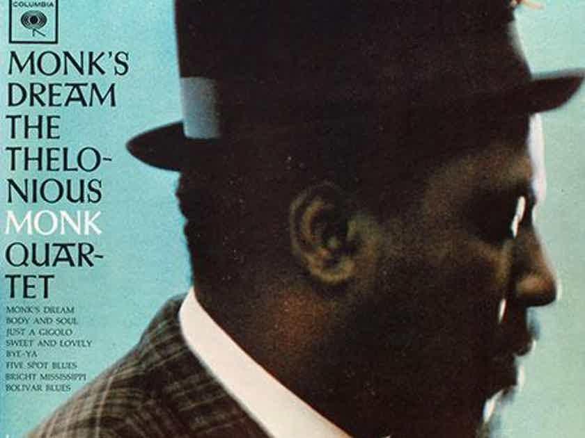 Thelonious Monk Quartet - Monk's Dream   - Impex Limited Edition 180 gram vinyl