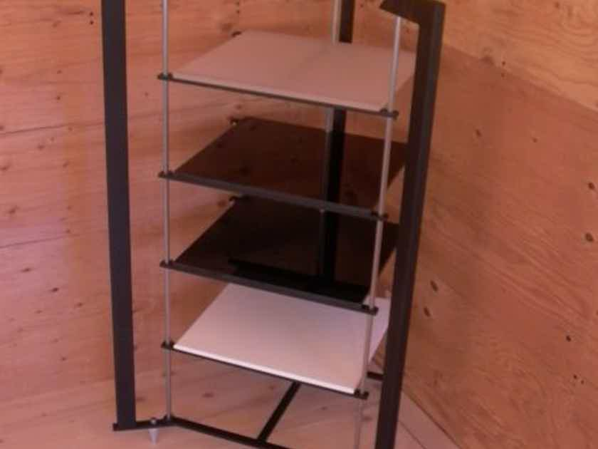 pARTicular performance shelving various sized isolation shelves, your music will sing