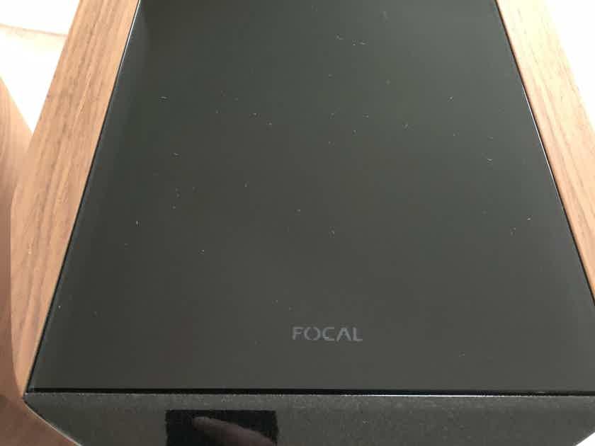 Focal Electra 1028 BE in Beautiful Dogato Walnut