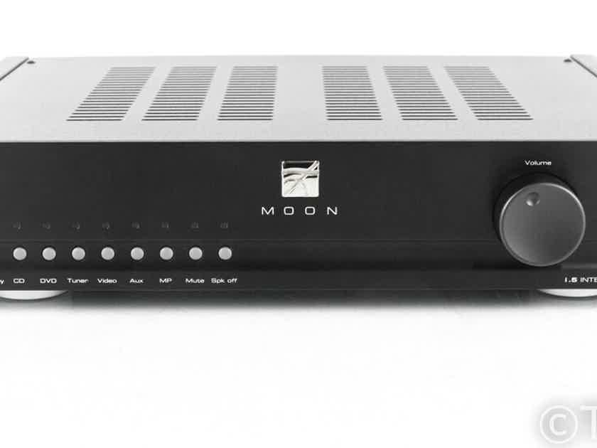 Simaudio Moon i.5 Stereo Integrated Amplifier; Remote (21458)