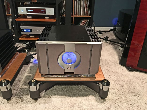 X350 5 Stereo Amplifier