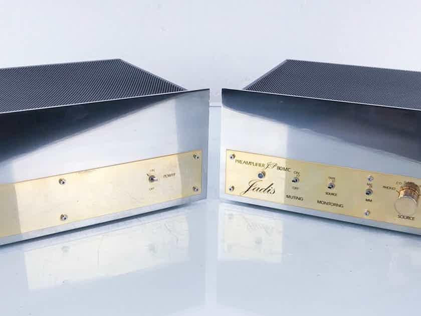 Jadis JP80MC Stereo Tube Preamplifer JP-80 MC (14754)
