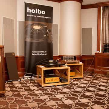 Holbo Airbearing table