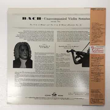 J. S. Bach  3 volumes 6 LPs