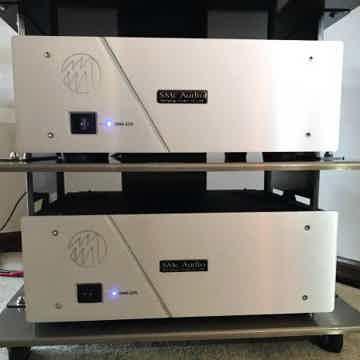 DNA225 MONO Amps