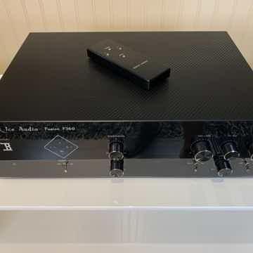 Black Ice Audio F360