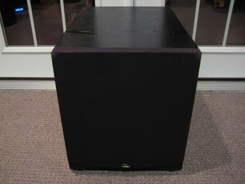 Paradigm PW-2200 Black Ash