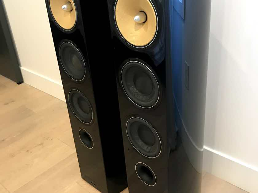 B & W Bowers & Wilkins 804D2 B&W Speakers