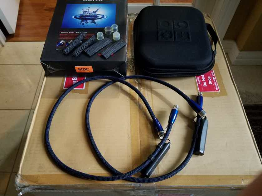AudioQuest Water XLR (1m) Free Shipping