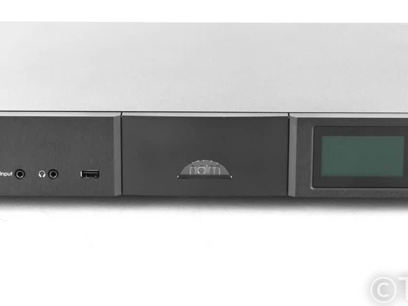 Naim NAC-N 172 XS Stereo Preamplifier / Streamer; Wifi; Bluetooth; FM Tuner (22930)