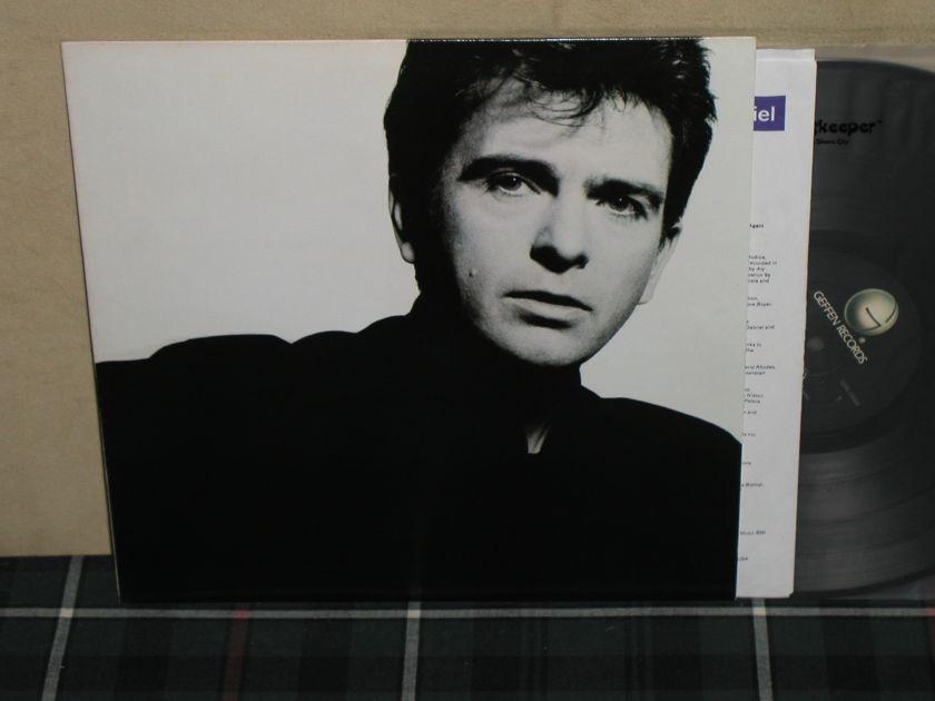 "Peter Gabriel    ""So"" - Geffen GHS 24088 W/Kate Bush from 1986"