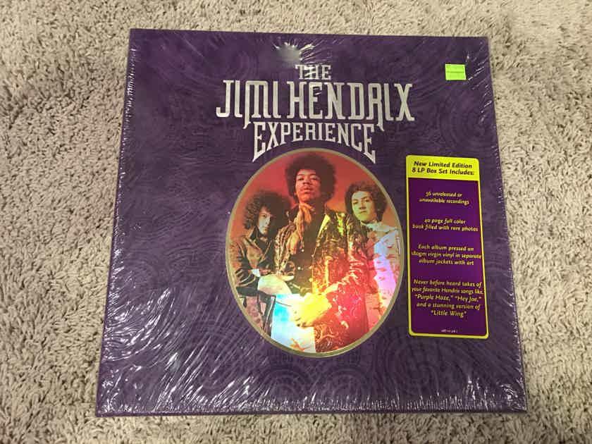 Jimi Hendrix - Original USA MCA Pressing - - The Jimi Hendrix Experience -  8 LPs - Sealed - 180 G