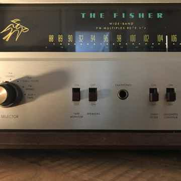 Fisher 400 Receiver 400