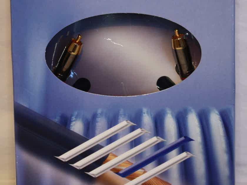 Siltech Cables MXT Paris RCA to RCA Interconnect. 3m. SINGLE CABLE